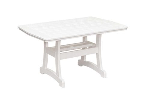 Bayshore Dining Table-40×72