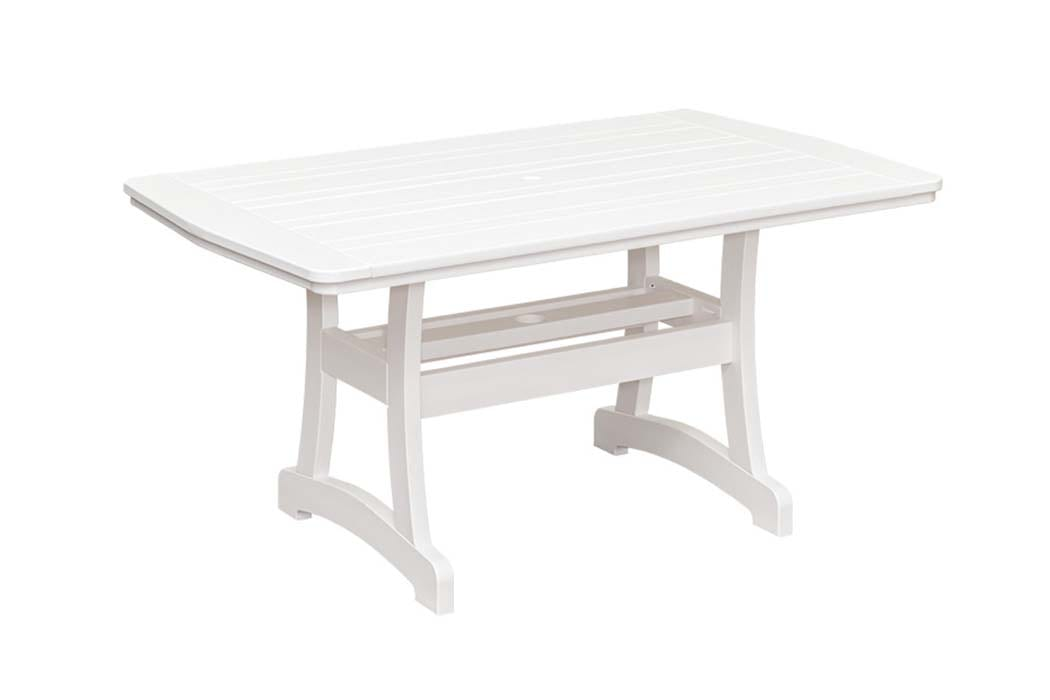 outdoor poly table herron's amish furniture