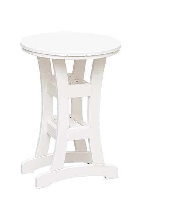 Bayshore Table-28w-available round or square