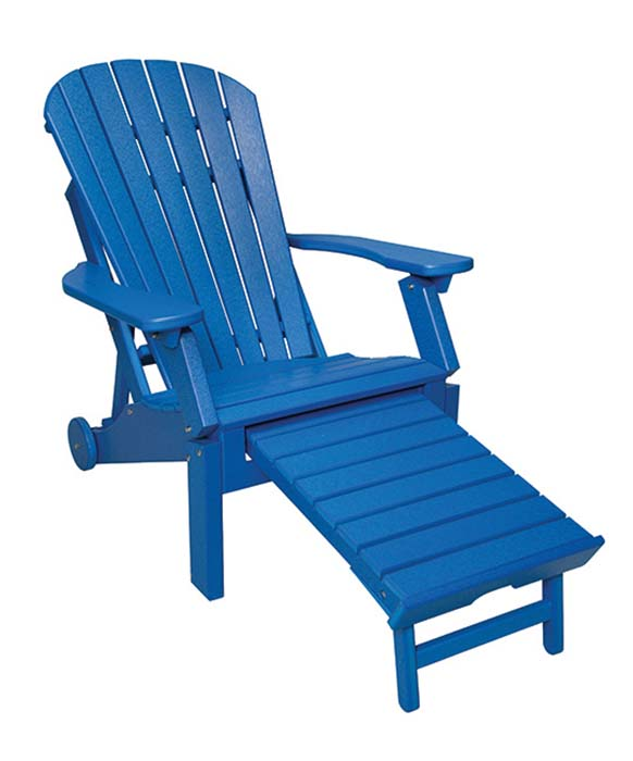 Adirondack Reclining with Pullout
