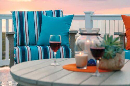 Bayshore Conversation Table-lifestyle