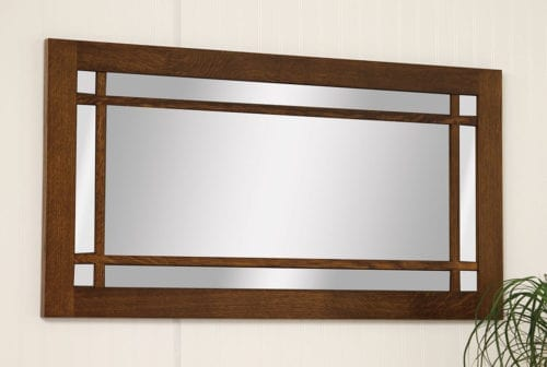 Colonial Mission Wall Mirror