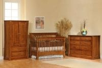 Crib Set Herron's Amish Furniture