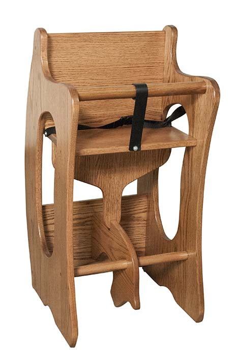 3 in 1 Toy- Highchair Herron's Amish Furniture