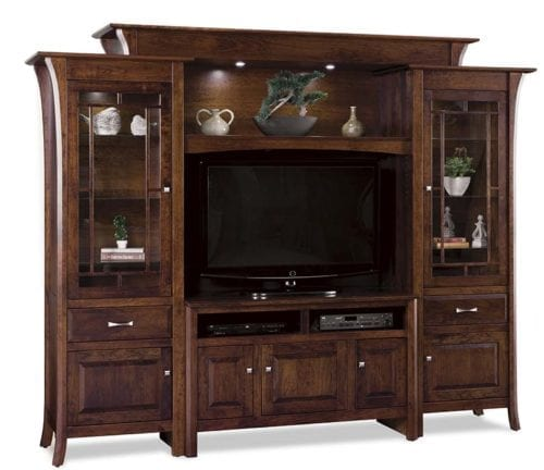 6PEETC78FV-12375-ECT06 Ensenada 6 pc Wall Unit