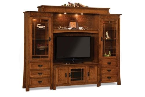 6PMETC74FV-12375-ECT07 Modesto 6 pc Wall Unit