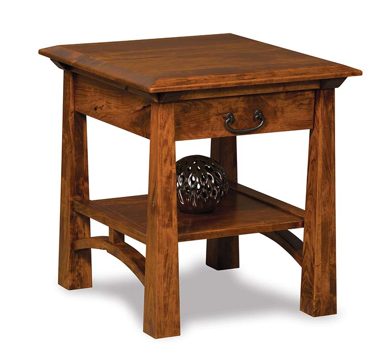 End Table Herron's Amish Furniture