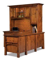 L Desk Herron's Amish Furniture