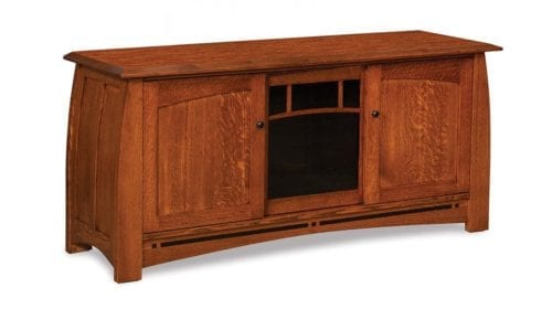 BC2DTVS48FV-12375-TVS57 Boulder Creek 63 in TV Stand