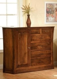 Chifforobe Herron's Amish Furniture