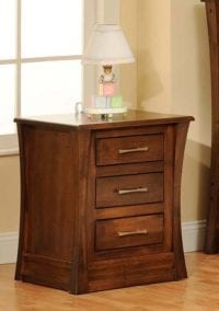 Night Stand Herron's Amish Furniture