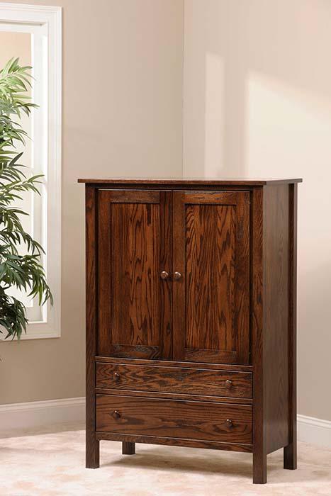 Armoire Herron's Amish Furniture