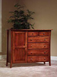 Chifforobe Herron's Amish Furniture