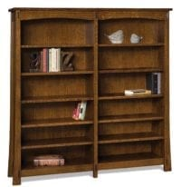 Bookcase Herron's Amish Furniture
