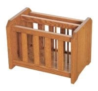 Magazine Rack Herron's Amish Furniture