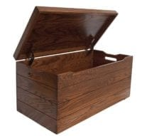 hobby box Herron's Amish Furniture