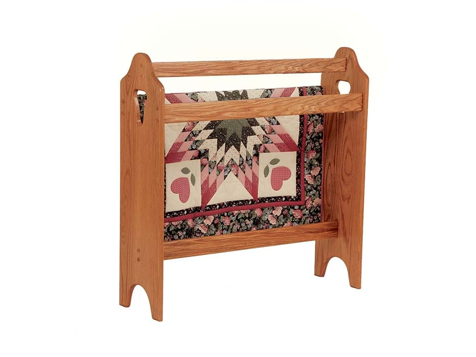 Quilt Rack Herron's Amish Furniture