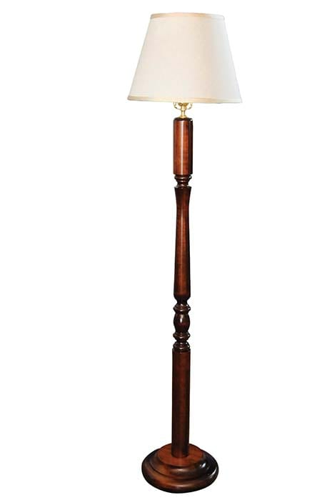 new-13200-LA07 Reading Lamp-Turned Round Base