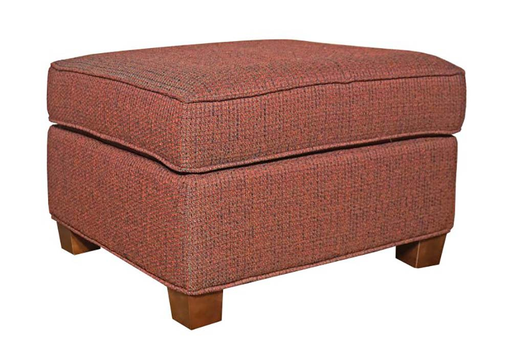 Ottoman Herron's Amish Furniture