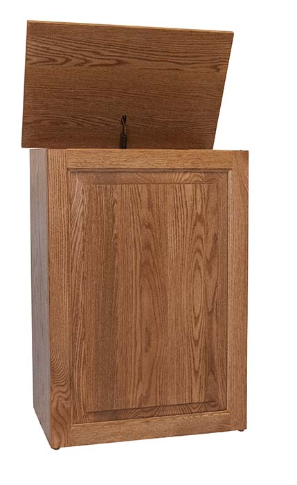 Clothes Hamper Herron's Amish Furniture