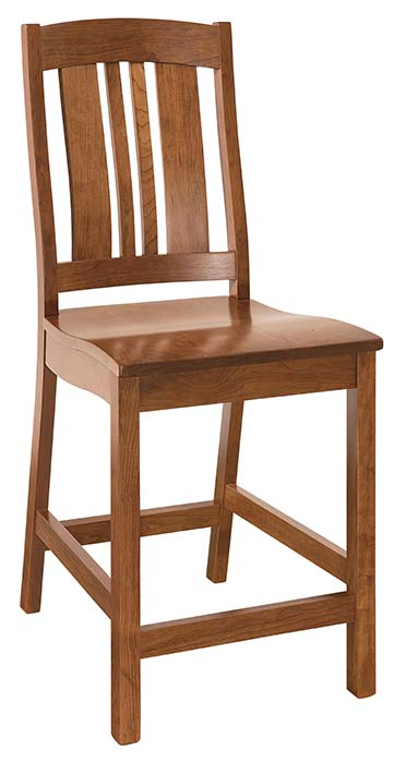 Barchair Herron's Amish Furniture