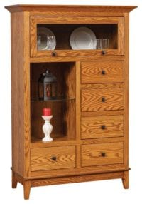 Cabinet Herron's Amish Furniture