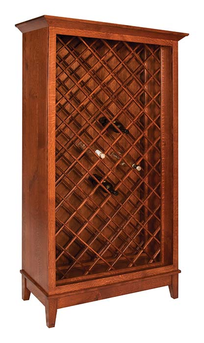 Wine Rack Herron's Amish Furniture