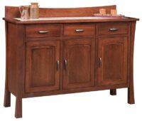 Buffet Herron's Amish Furniture