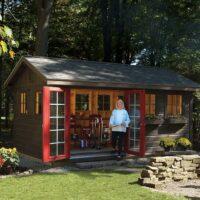 Shed Herron's Amish Furniture