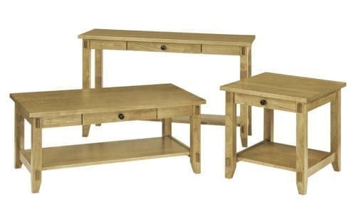 BOT83SC-16300-OC10 Bungalow Occassional Tables