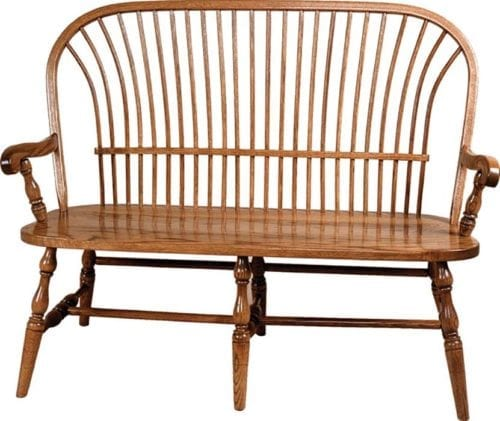 BSB27WWP-17900-DB07 Bow-Sheaf-Bench