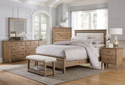 MBS55SW-16350-BRS10 Medina Bedroom Set