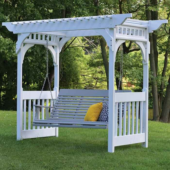 Swing Arbor Herron's Amish Furniture