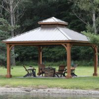Gazebo Herron's Amish Furniture