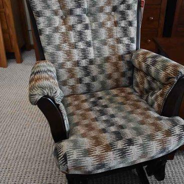 Glide Rocker Herron's Amish Furniture