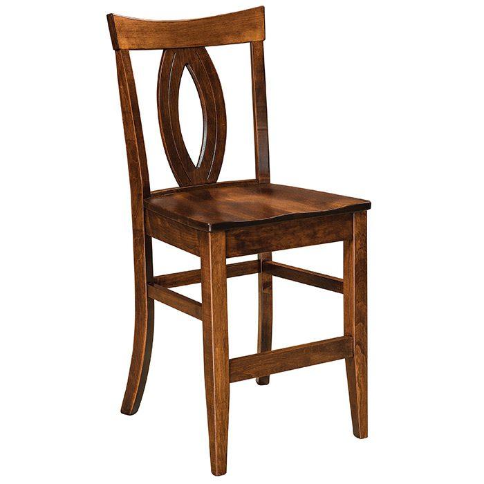 Barstool Herron's Amish Furniture