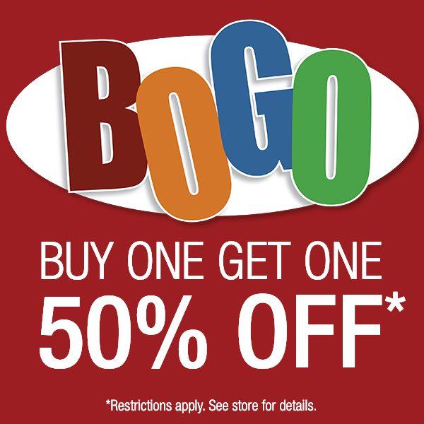 BOGO Sale Mobile