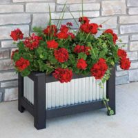 Outdoor Planter Herron's Amish Furniture