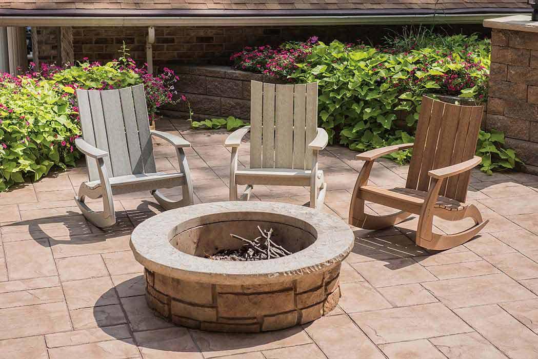 Outdoor Furniture Herron's Amish Furniture