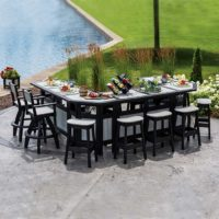 Outdoor Bar Furniture Herron's Amish Furniture