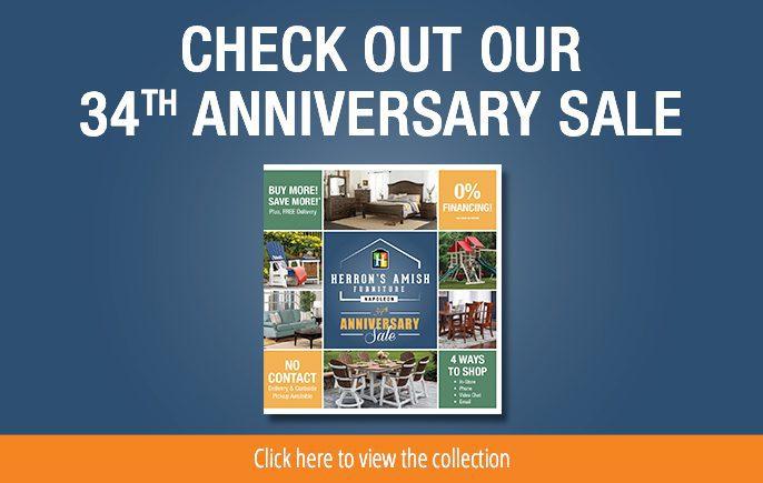 Anniversary Sale Circular