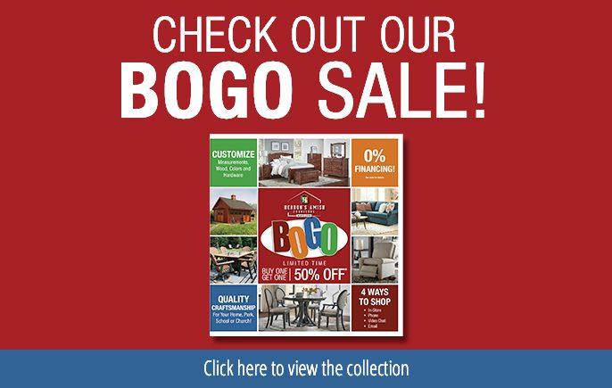 BOGO Sale Circular